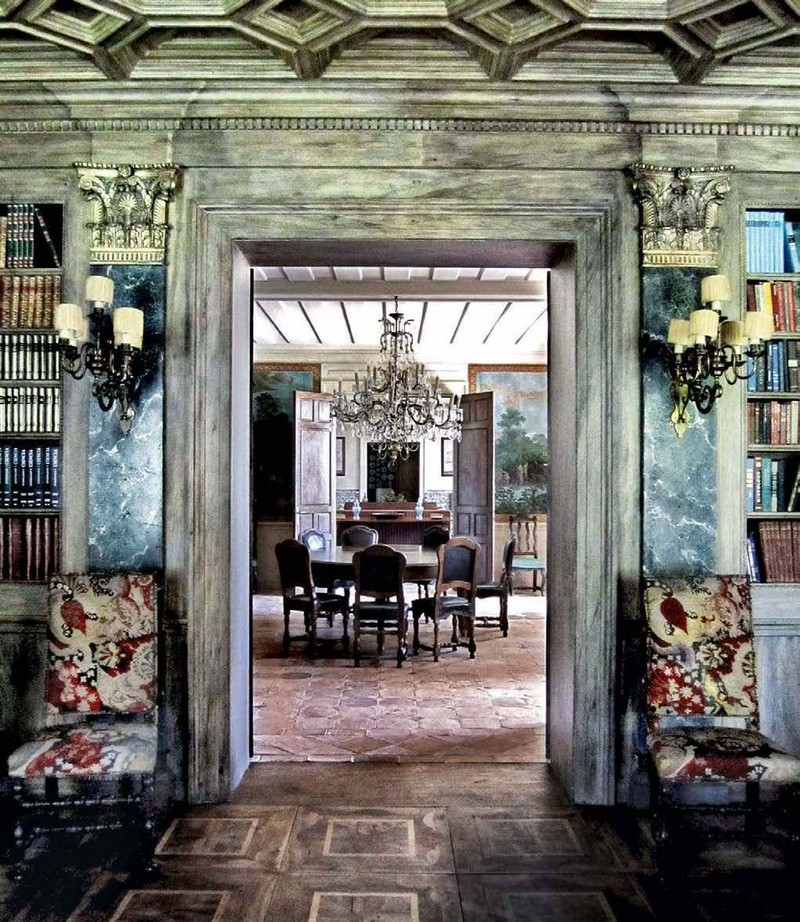 interior designers Have a look at 100 of the best interior designers of all time (PT2) Studio Peregalli
