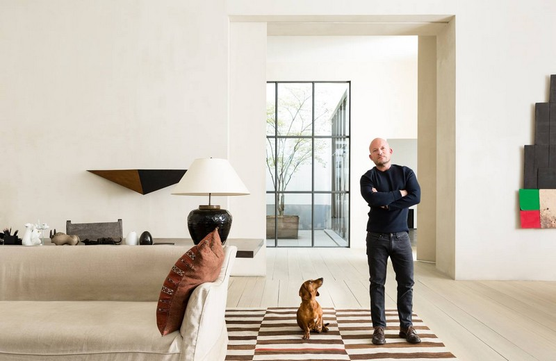 interior designers Have a look at 100 of the best interior designers of all time (PT2) Vincent Van Duysen