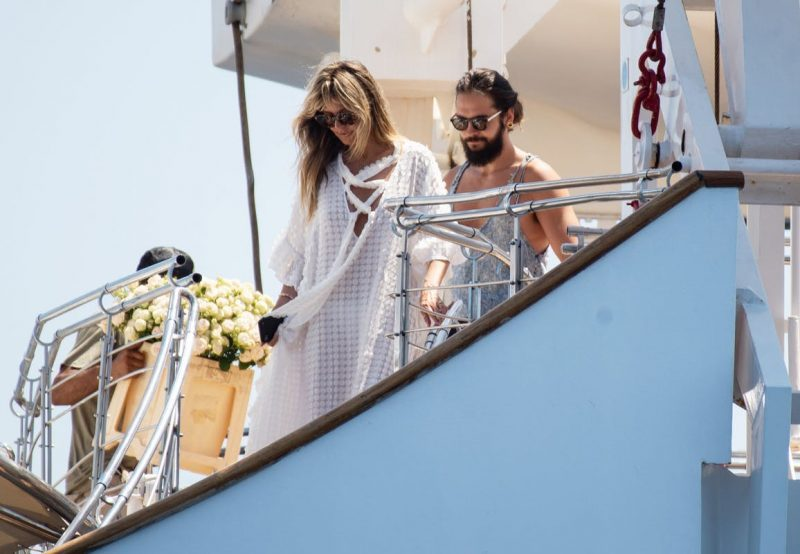 Christina O SuperYacht Hosts Heidi Klum And Tom Kaulitz's Wedding christina o Christina O SuperYacht Hosts Heidi Klum And Tom Kaulitz's Wedding Christina O SuperYacht Hosts Heidi Klum And Tom Kaulitzs Wedding 3 e1565797688247