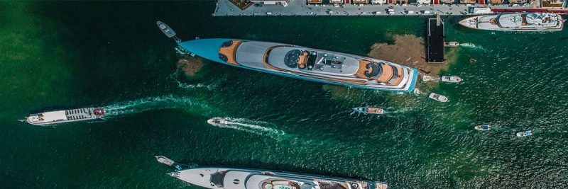 Introducing Superyacht Village, The Celebration Of The 60th Anniversary