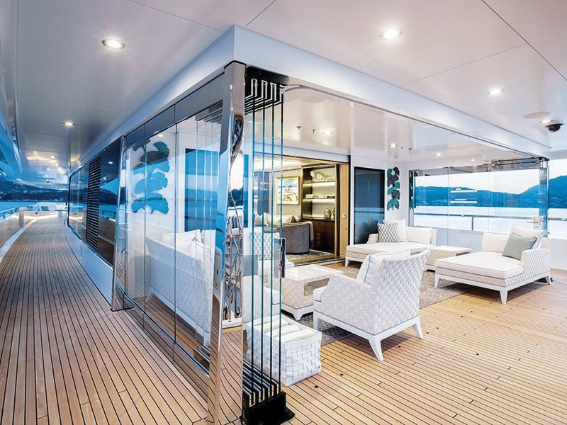 stylish yacht design trends Find The 10 Most Stylish Yacht Design Trends For 2019 Find The 10 Most Stylish Yacht Design Trends For 2019 2