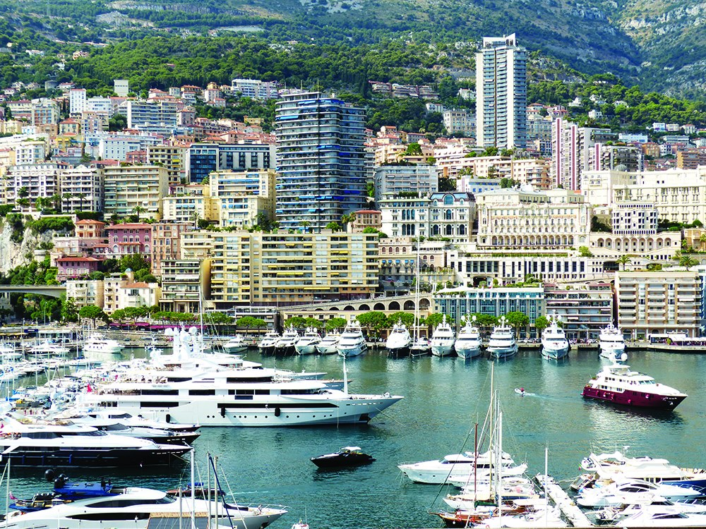 Have a look at the First Day of the Monaco Yacht Show 2019!