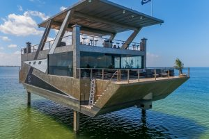 Mansion Yacht Debuts At Fort Lauderdale International Boat Show 2019