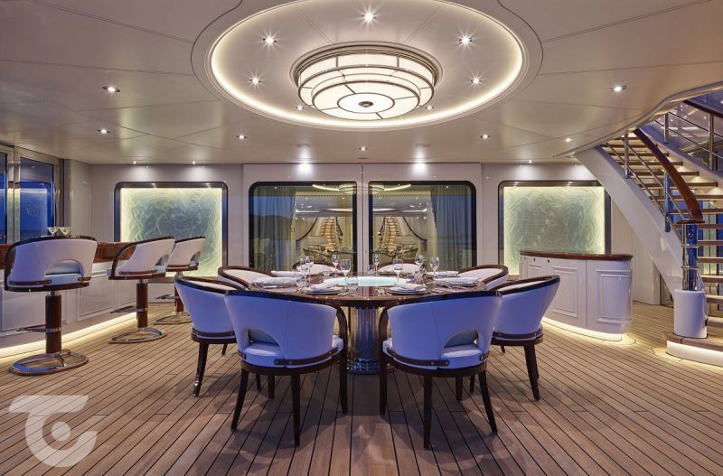 monaco yacht show 2019 Meet The Monaco Yacht Show 2019 Interior Design Award, The TIS Yacht SYIQ 91262 e1569832039624