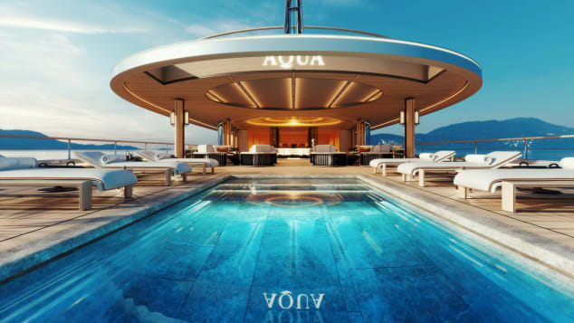 aqua Aqua, The Magnificent Hydrogen-Powered Superyacht Of The Future Aqua The Magnificent Hydrogen Powered Superyacht Of The Future