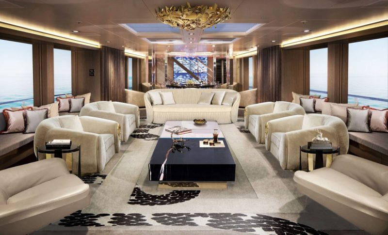 yacht interiors Be Inspired By The Most Bespoke Pieces On Yacht Interiors Be Inspired By The Most Bespoke Pieces On Yacht Interiors 5 e1570610174305