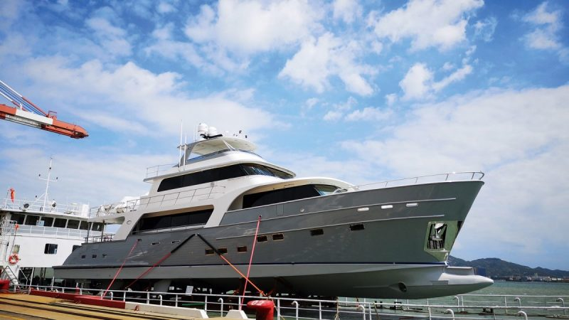 flibs 2019 Top 5 Superyacht Debuts At FLIBS 2019 Top 5 Superyacht Debuts At FLIBS 2019 4 e1570446178501